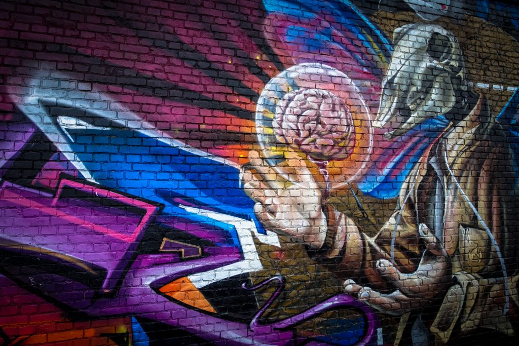 graffiti - mataone - meeting of styles, antwerpen