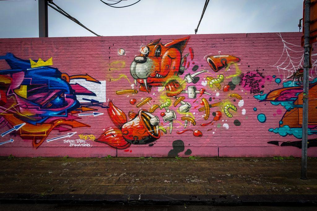 graffiti – meeting of styles, antwerpen