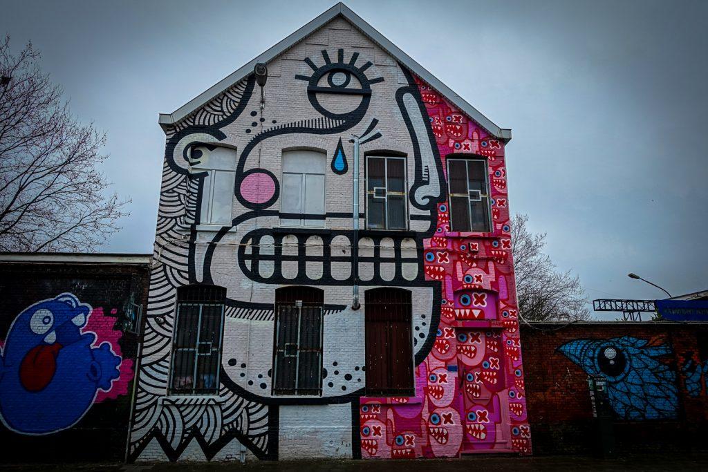 graffiti - joachim - meeting of styles, antwerpen