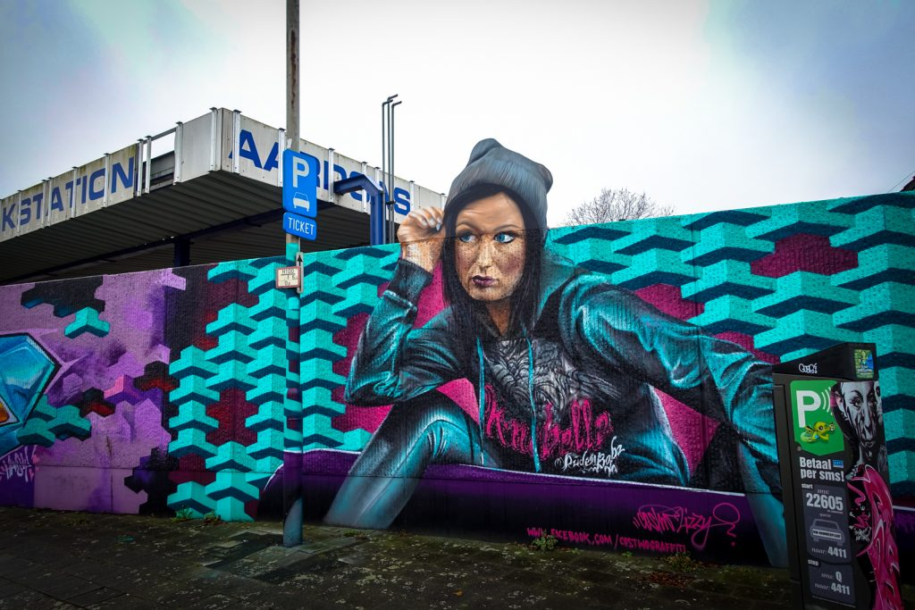 graffiti - costwo, k-nibal - meeting of styles, antwerpen