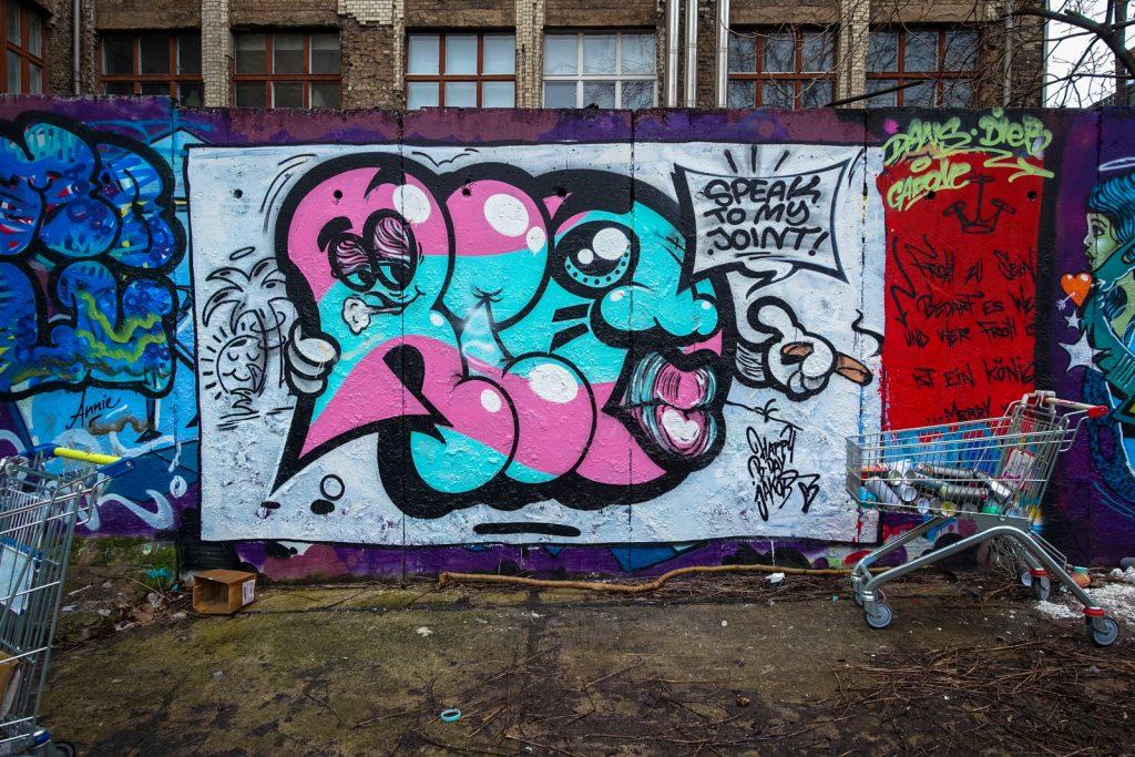 graffiti - rio - berlin,  platoon