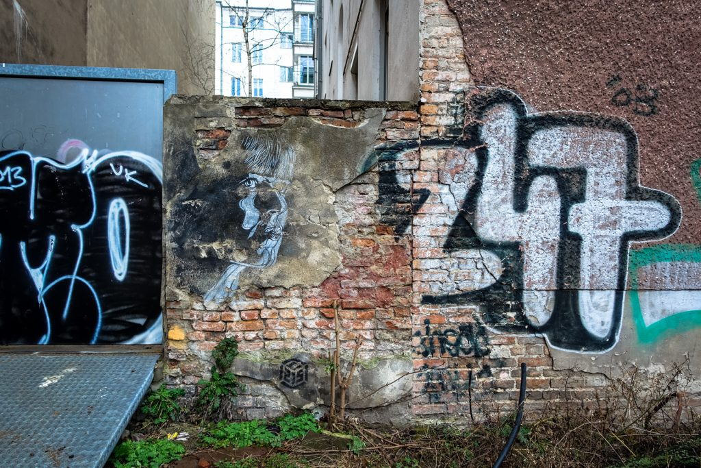 streetart - c215 - berlin, brunnenstrasse