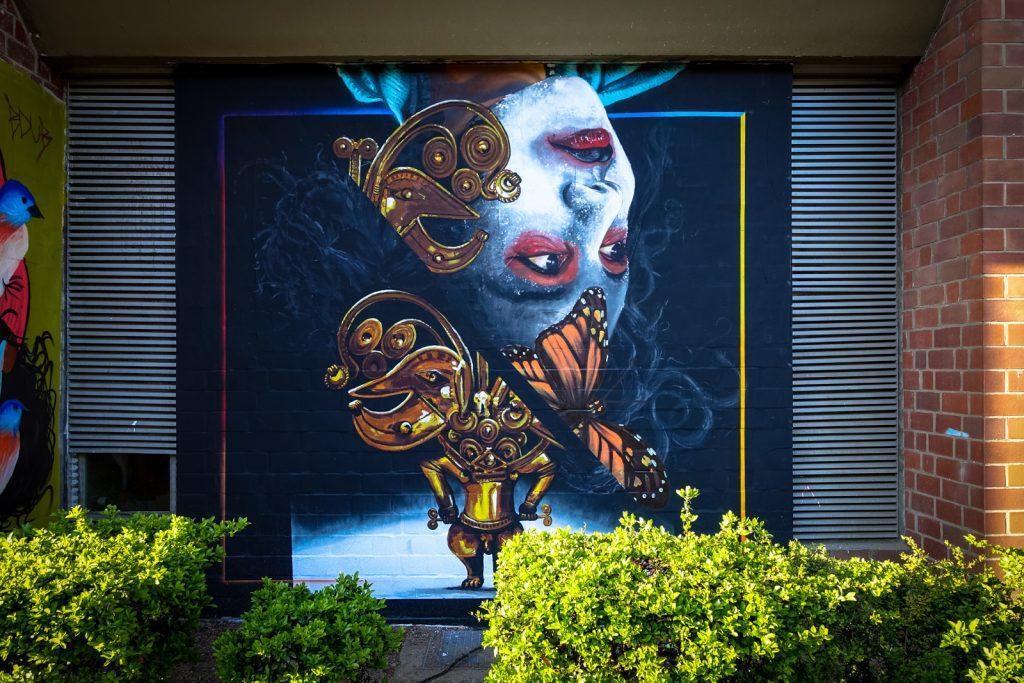 urban art - lny - bülowstrasse, berlin