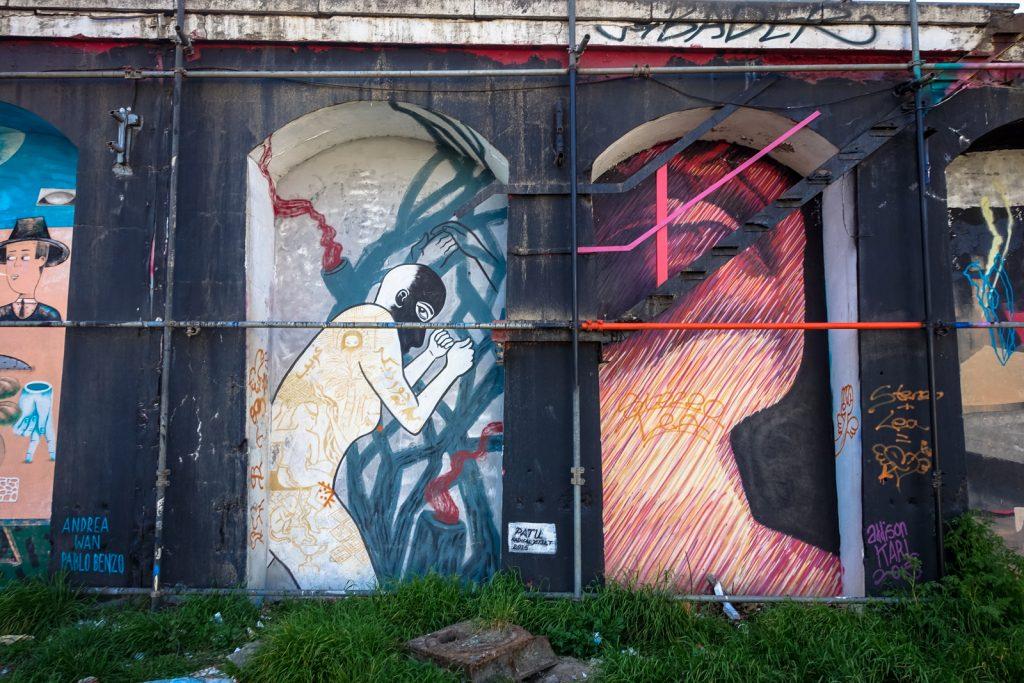 streetart - patu / addison karl - berlin, urban spree