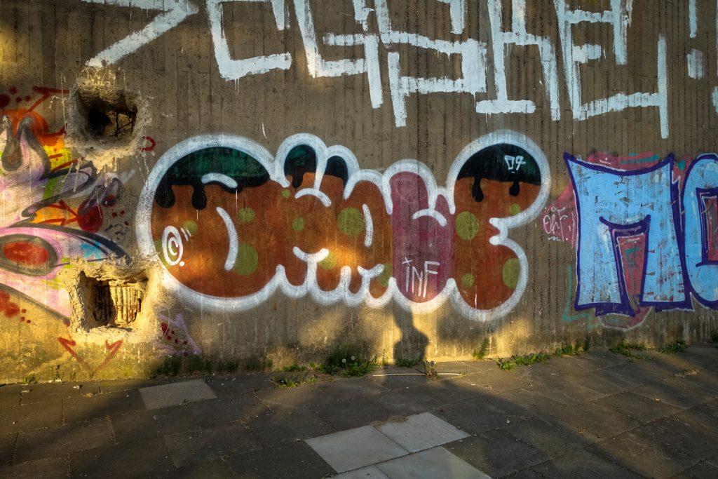 graffiti - chase / info - bonn