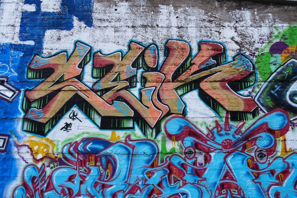 graffiti - seik - bonn