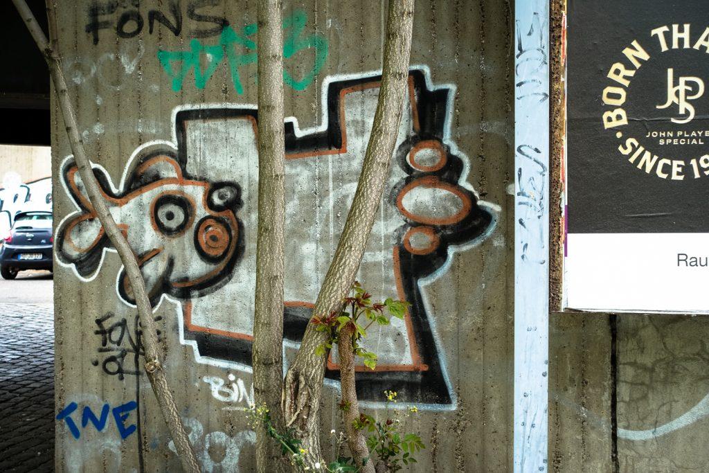 graffiti - bonn