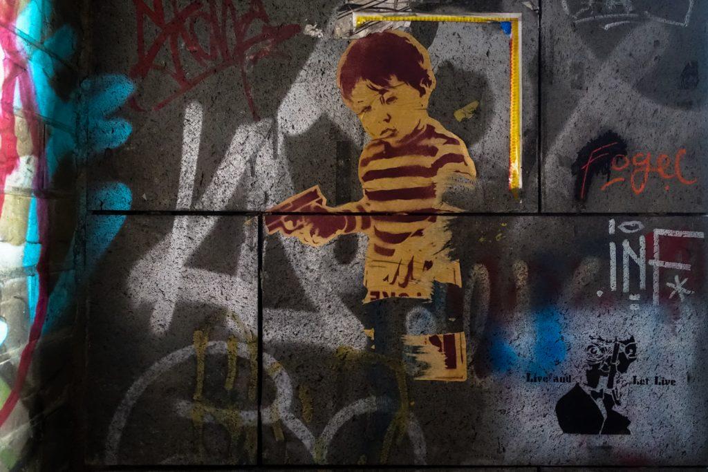 street art - bonn