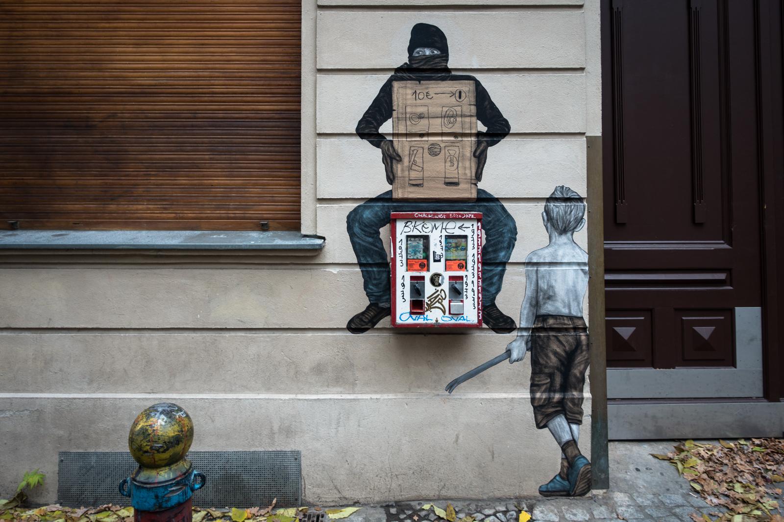 levalets paste ups – bergstrasse, berlin | URBANPRESENTS