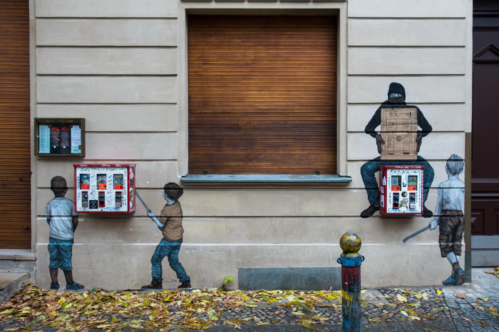 levalets paste ups – bergstrasse, berlin