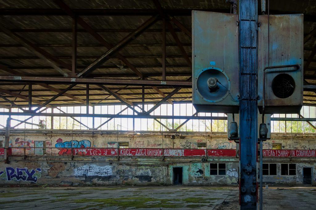 urbex - air field rangsdorf