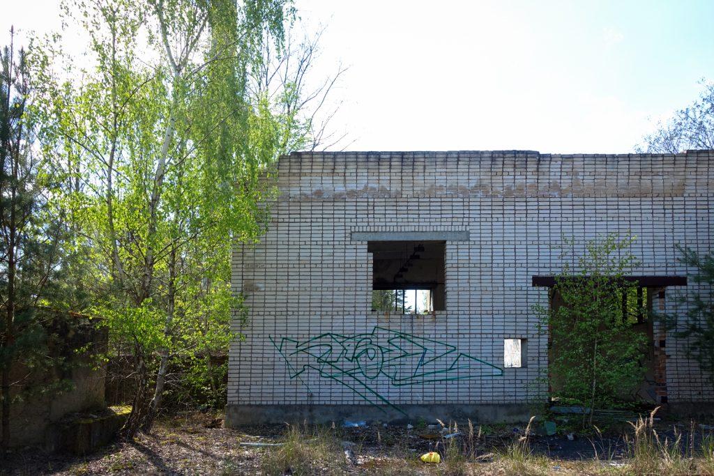 urbexart - graffiti - kase - wünsdorf / berlin