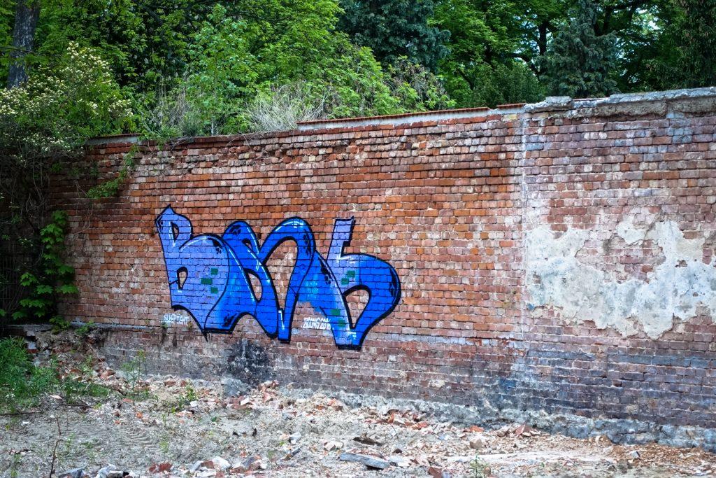 graffiti - bsos - berlin