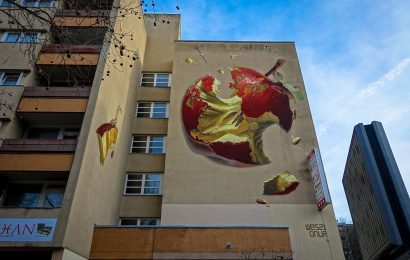 onur & wes21 mural – urban nation, one wall / berlin