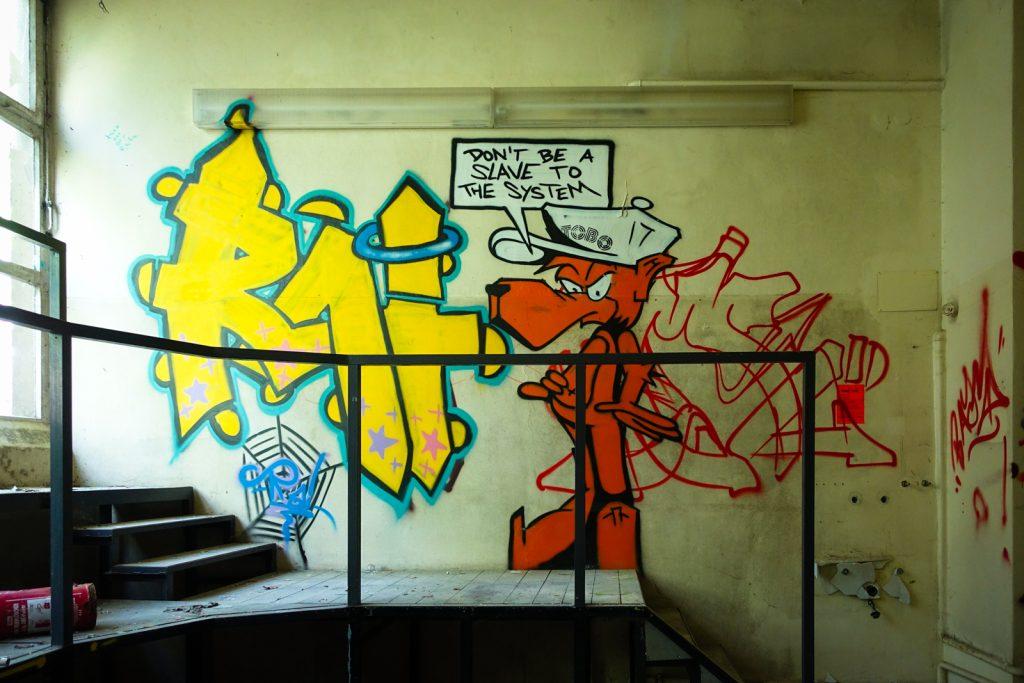 urbex - tobo - anatomy institute - berlin, dahlem