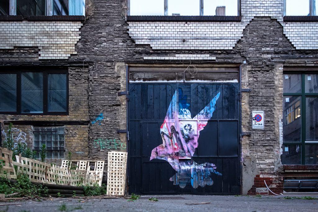 urban art - alaniz - berlin, panke