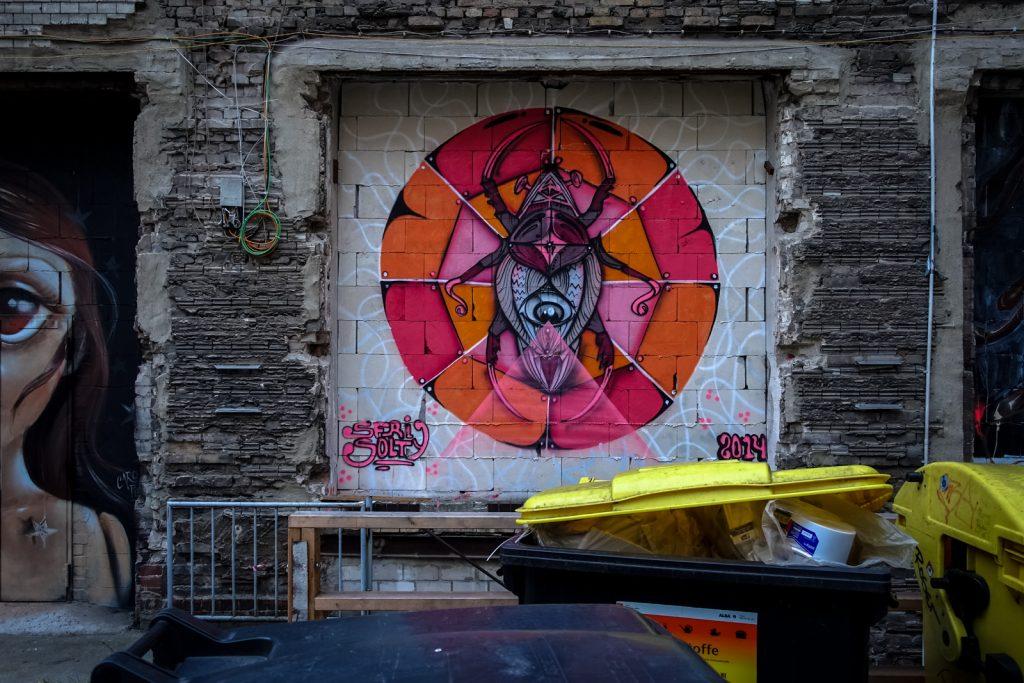 urban art - berlin, panke