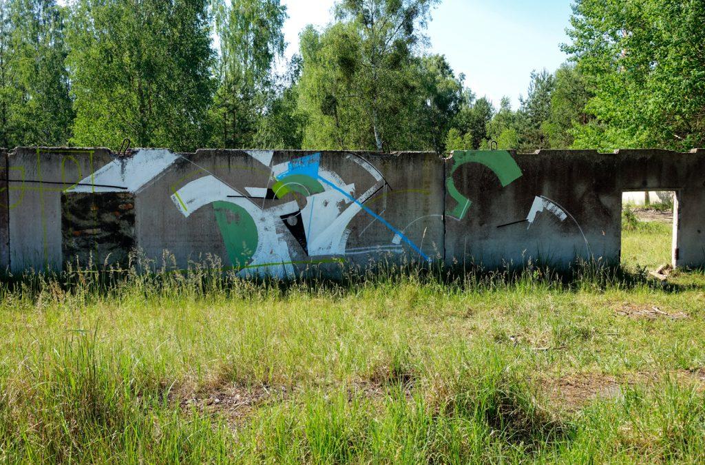 urbexart - kase - ghostcity vogelsang