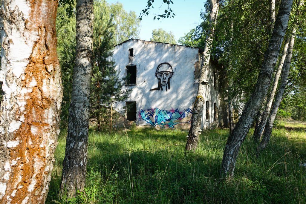 urbexart - ghostcity vogelsang