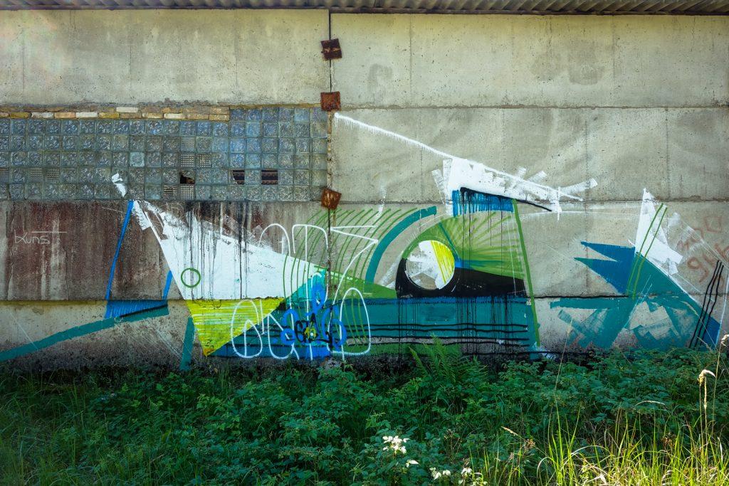 urbex art - ghostcity vogelsang