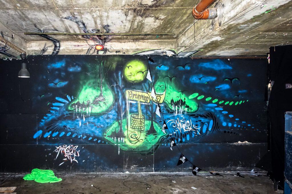 streetart - brunnen70,  berlin
