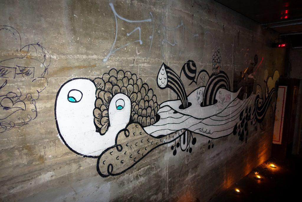 streetart - ahududu - brunnen70,  berlin