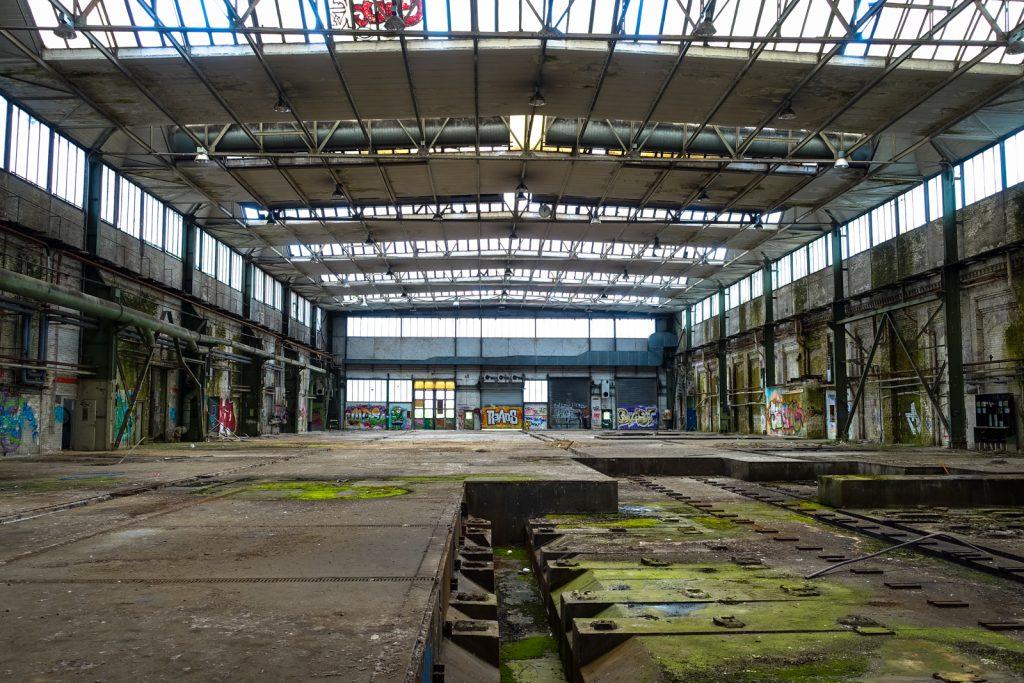 urbexgraffiti - khd fabrik, köln-mülheim