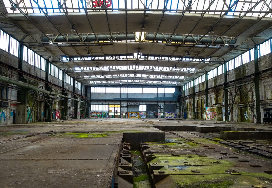 urbex graffiti im khd fabrik – köln, mülheim