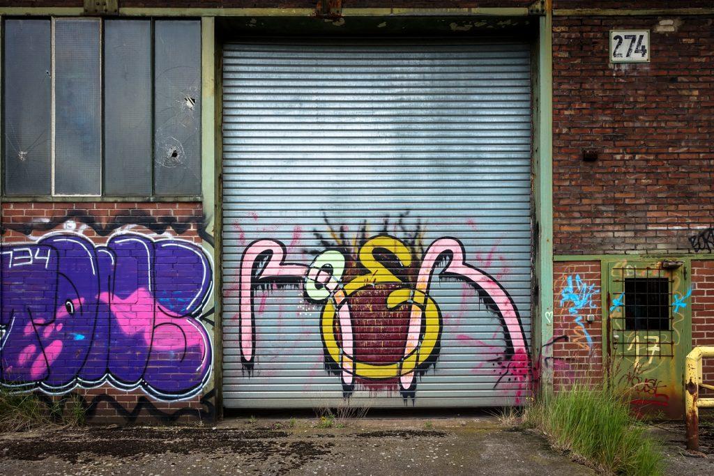 urbexgraffiti - roer - khd fabrik, köln-mülheim