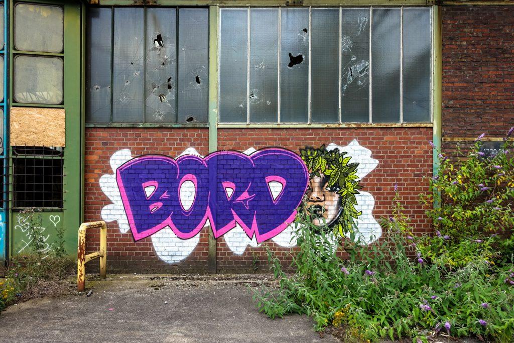 urbexgraffiti - bord - khd fabrik, köln-mülheim