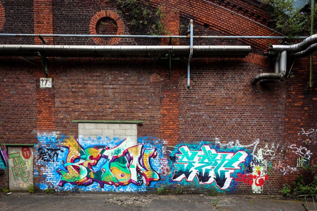 urbexgraffiti - beton & set - khd fabrik, köln-mülheim