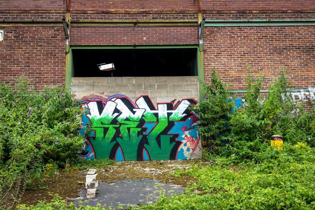 urbexgraffiti - set - khd fabrik, köln-mülheim