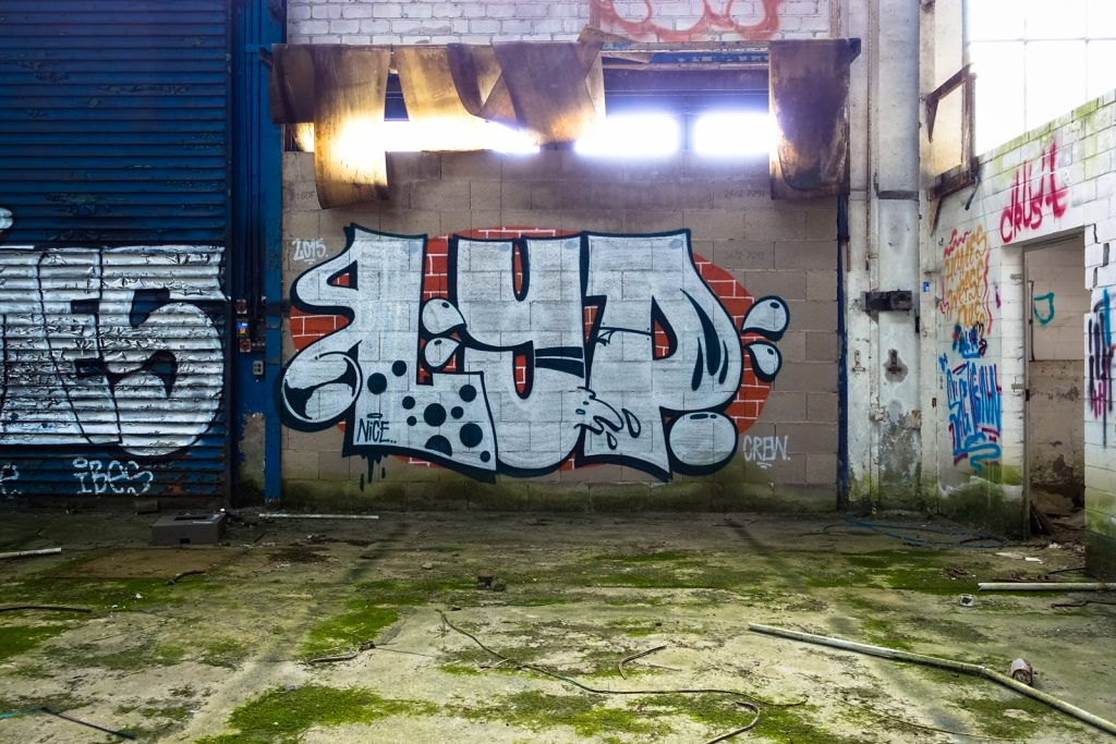 urbexgraffiti - lyp - khd fabrik, köln-mülheim