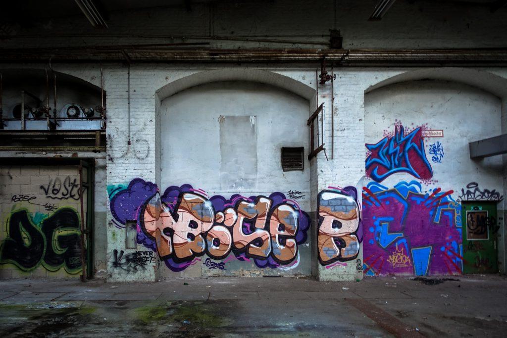 urbexgraffiti - böser - khd fabrik, köln-mülheim