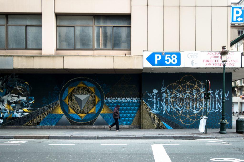 graffiti - le m