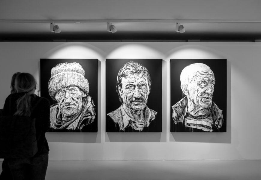 """hendrik beikirch """"treasures"""" vernissage – galerie droste"""