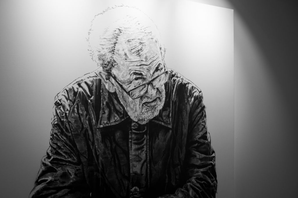 """treasures"" hendrik beikirch exhibition - wuppertal, galerie dro"