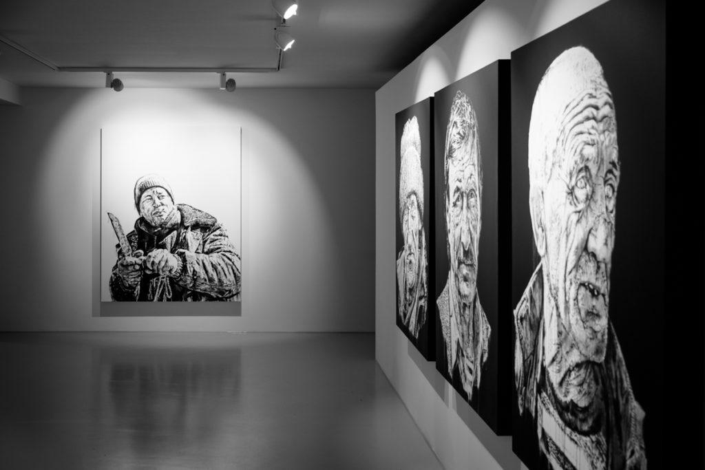 """treasures"" hendrik beikirch exhibition - wuppertal, galerie dro"