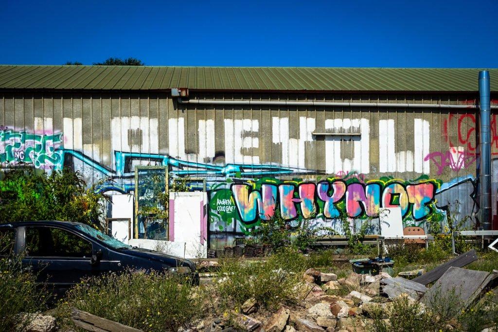 graffiti - köln, ehrenfeld