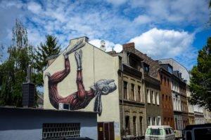 mural, cityleaks 2011 - roa - köln, ehrenfeld