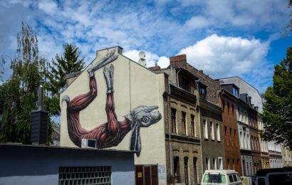 murals – cityleaks urban art festival – 2011