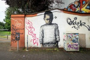 stencil, cityleaks 2011 - let - köln, ehrenfeld