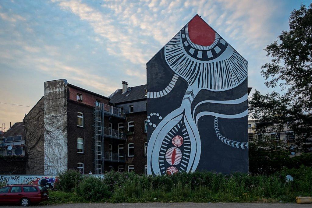 mural, cityleaks 2011 - lucy mclauchlan - kön, ehrenfeld