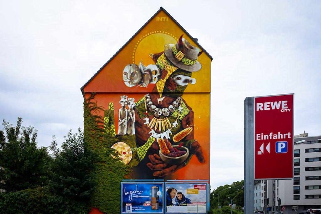mural, cityleaks 2011 - inti - kön, ehrenfeld