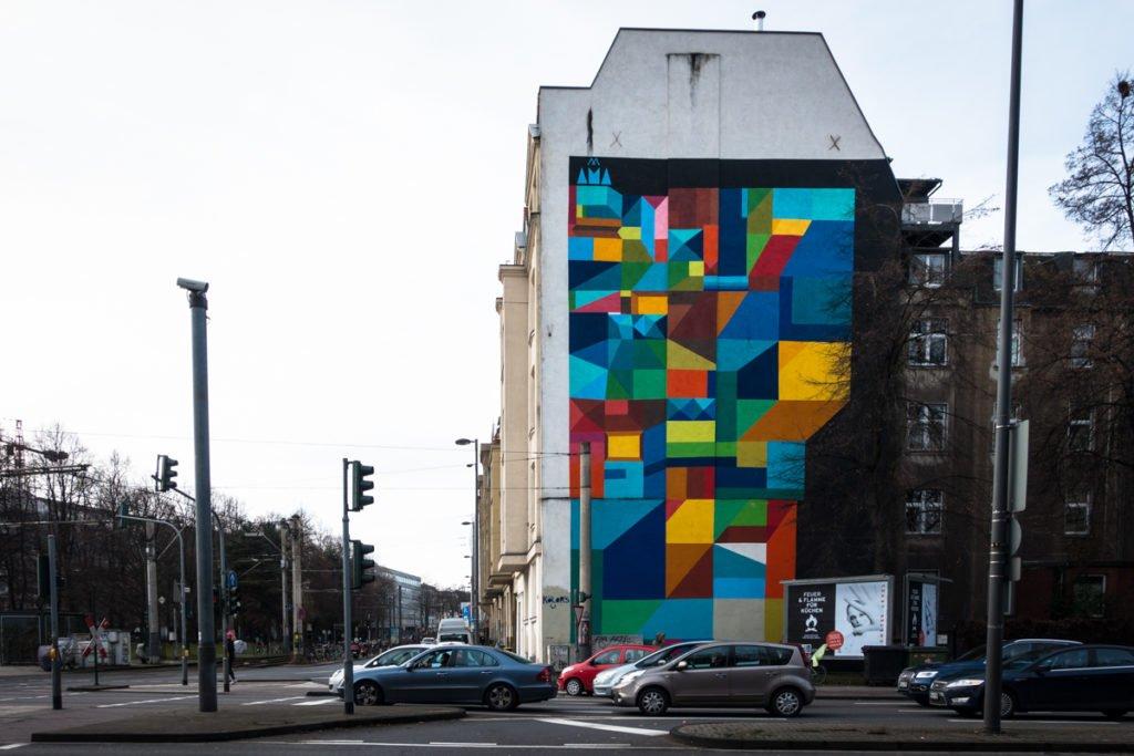 mural, cityleaks 2013 – gais – köln