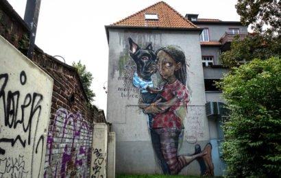 murals – cityleaks urban art festival – 2013