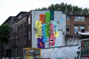 mural, cityleaks 2015 - daniel lisson - köln, mülheim