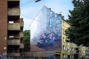 mural, cityleaks 2015 - sepe & chazme - köln, ehrenfeld
