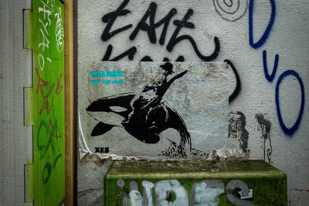 "paste up - walride ""off the wal"" - köln, ehrenfeld"