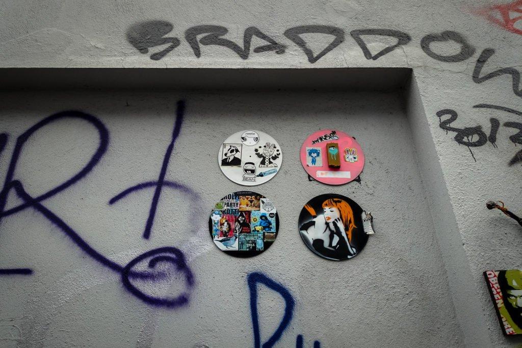 streetart - dean, joiny, hkdns